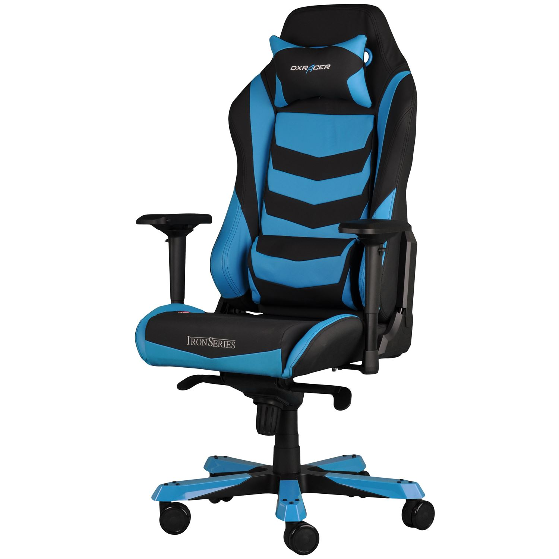 En udvalgt gamer stol